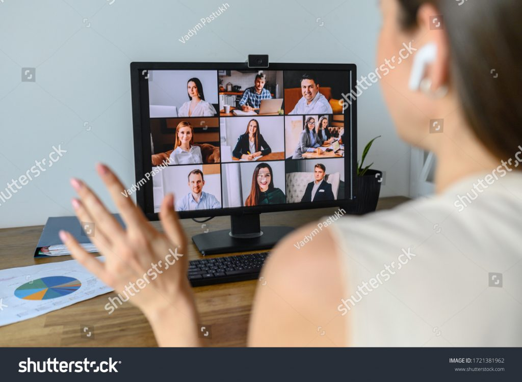 stock-photo-morning-meeting-online-a-young-woman-is-using-app-on-pc-for-connection-with-colleagues-employees-1721381962